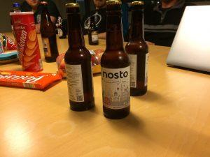 Nosto Craft Beer